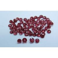 Ruby-Round: 3.0mm - 3.5mm