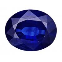Sapphire-Oval: 3.73ct