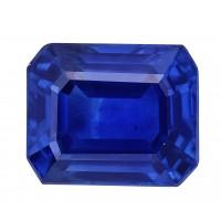 Sapphire-Octagon: 0.97ct