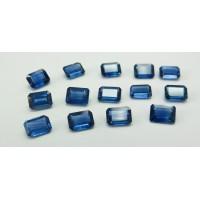 Sapphire-Octagon: 8mm x 6mm