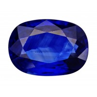 Sapphire-Oval: 3.11ct