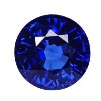 Sapphire-Round: 1.51ct