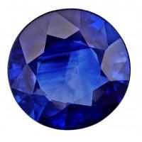 Sapphire-Round: 3.15ct