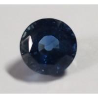 Sapphire-Round: 6.93ct