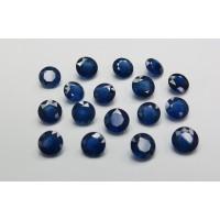 Sapphire-Round: 7.0mm - 7.5mm