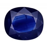 Sapphire-Oval: 5.34ct