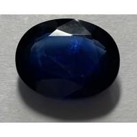 Sapphire-Oval: 14.34ct