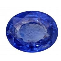 Sapphire-Oval: 4.25ct