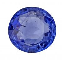 Sapphire-Oval: 4.49ct