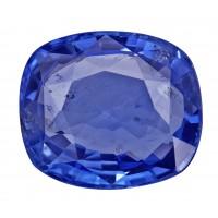 Sapphire-Oval: 6.18ct