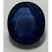 Sapphire-Oval: 11.79ct