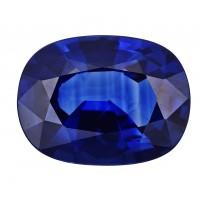Sapphire-Cushion: 3.02ct