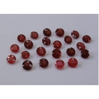 Ruby-Round: 6.0mm - 6.5mm