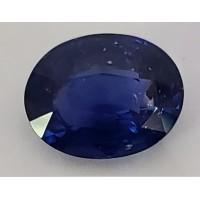 Sapphire-Oval: 9.11ct